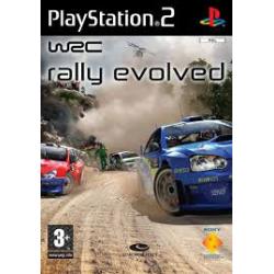 WRC Rally Evolved [ENG] (używana) (PS2)