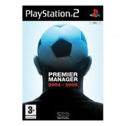 Premier Manager 2004-2005 [ENG] (używana) (PS2)
