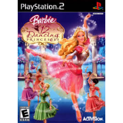 Barbie in the 12 Dancing Princesses [ENG] (używana) (PS2)