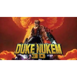DUKE NUKEM 3D [ENG] (nowa) (PS4)