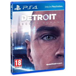 Detroit Become Human [POL] (używana) (PS4)