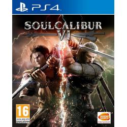 Soul Calibur VI Preorder 19.10.2018 (nowa) (PS4)