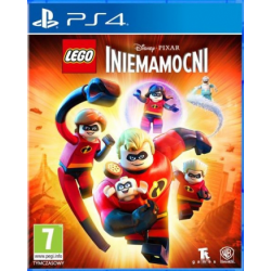 Lego The Incredibles [POL] (nowa) (PS4)