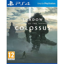 Shadow of the Colossus [POL] (używana) (PS4)