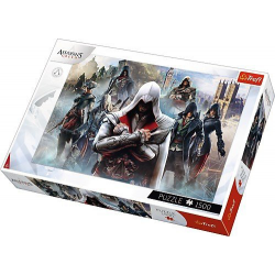 Puzzle Assassin's Creed (nowa)