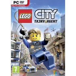 Lego City Tajny Agent [POL] (nowa) (PC)