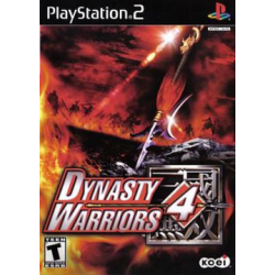 Dynasty Warriors 4 [ENG] (używana) (PS2)