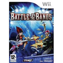 Battle of the Bands [ENG] (używana) (Wii)