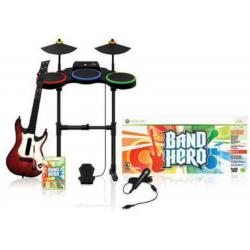 Band Hero Zestaw [ENG] (używana) (X360)