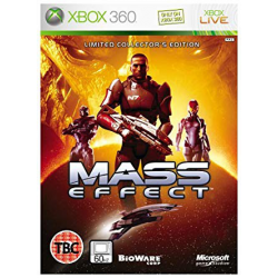 Mass Effect Limited Edition [ENG] (używana) (X360)