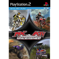MX vs. ATV Unleashed [ENG] (używana) (PS2)