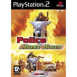 Police Chase Down [ENG] (używana) (PS2)