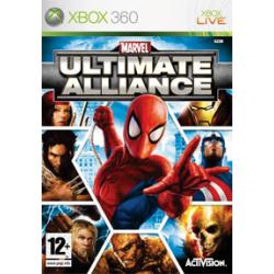 Marvel Ultimate Alliance [ENG] (używana) (X360)