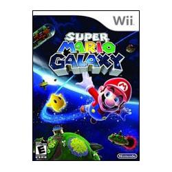 Super Mario Galaxy [ENG] (używana) (Wii)