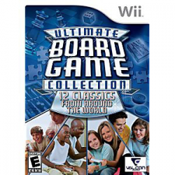 Ultimate Board Game Collection [ENG] (używana) (Wii)