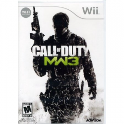 Call of Duty Modern Warfare 3 [ENG] (używana) (Wii)