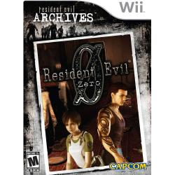 Resident Evil 0 [ENG] (używana) (Wii)