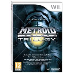Metroid Prime Trilogy Deluxe [ENG] (używana) (Wii)