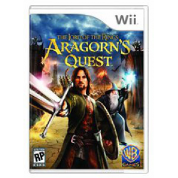 Lord of the Rings Aragorn's Quest [ENG] (używana) (Wii)