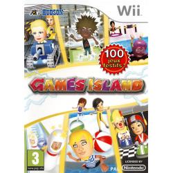 Games Island [ENG] (używana) (Wii)