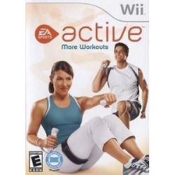 EA Active More Workouts [ENG] (używana) (Wii)