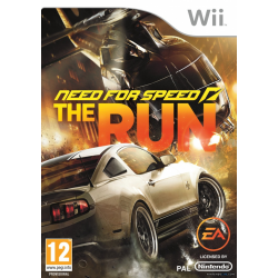 Need for Speed The Run [ENG] (używana) (Wii)