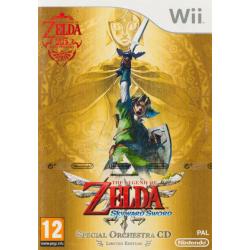Legend of Zelda Skyward Sword [ENG] (używana) (Wii)