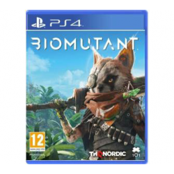 Biomutant Preorder 12.18 [ENG] (nowa) (PS4)