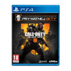 Call of Duty Black Ops IV Preorder 12.10.18 [POL] (nowa) (PS4)