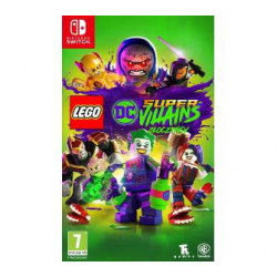 LEGO DC Super-Villains Złoczyńcy Preorder 19.10.18 [POL] (nowa) (Switch)