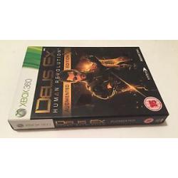 Deus Ex Human Revolution Augumented [ENG] (używana) (X360)