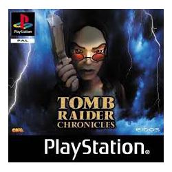 Tomb Raider Chronicles (używana) (PS1)