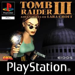 Tomb Raider III [GER] (używana) (PS1)