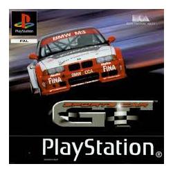 Sports Car GT [GER] (używana) (PS1)