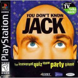 You Don't Know Jack [GER] (używana) (PS1)