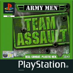 Army Men Team Assault [ENG] (używana) (PS1)