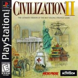 Civilization II [GER] (używana) (PS1)