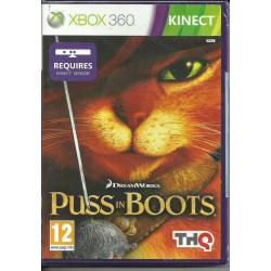 Puss in Boots [ENG] (używana) (X360)