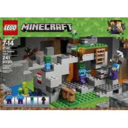 KLOKI LEGO MINECRAFT 21141 (nowa)