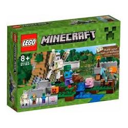 KLOCKI LEGO MINECRAFT 21123 (nowa)