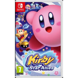 KIRBY STAR ALLIES [ENG] (nowa) (Switch)