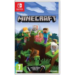 MINECRAFT [POL] (nowa) (Switch)