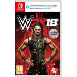 WWE 2K18 [ENG] (nowa) (Switch)