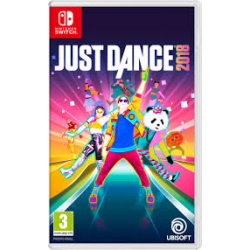 JUST DANCE 2018 [ENG] (nowa) (Switch)