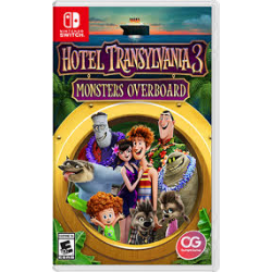 HOTEL TRANSYLVANIA 3 MONSTERS OVERBOARD [ENG] (nowa) (Switch)