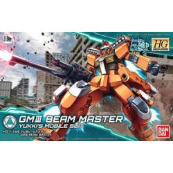 HGBD 1/144 GUNDAM III BEAM MASTER (nowa)