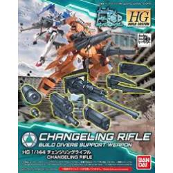 HG 1/144 CHANGELING RIFLE (nowa)