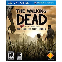 The Walking Dead The Complete First Season [ENG] (używana) (PSV)