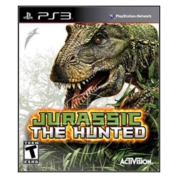 Jurassic The Hunted [ENG] (używana) (PS3)