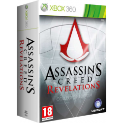 Assassin's Creed Revelations Collector's Edition [POL] (używana) (X360)